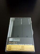 Seymour Duncan SSB-5S Phase 2 Passive Soapbars 5 string Bass Set 11405-48
