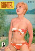 GONDEL - Heft 221 / 1967 - Männer Frauen Lifestyle Erotik - H14215