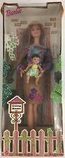 NIB Mattel White Swan Hotel Going Home Adoption Barbie #3 Doll *RARE*
