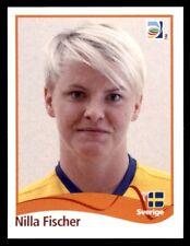 Panini Women's World Cup 2011 - Nilla Fischer Sweden No. 245