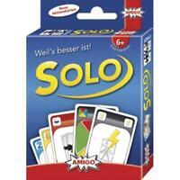 Beta Service Gmbh - AMIGO 01825 Solo - 25 Jahre Jubiläumsedi Toys/Spielzeug NEW