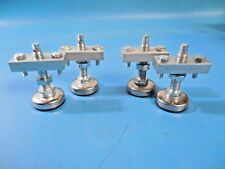 Heavy Duty Commercial Adjustable Leg Leveling Furniture Glides, Brackets & Nuts