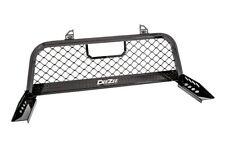 Dee Zee - Gloss Black Mesh Cab Rack for 1999-2018 Chevrolet/ GMC/Dodge DZ95050RB