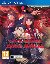 Tokyo Twilight Ghost Hunters - (PS Vita) - BRAND NEW & SEALED UK