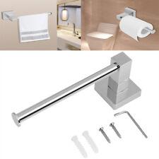 Home Stainless Steel Roll Paper Holder Rack Bracket Wall Towel Bathroom Toilet S