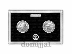 🎀 2021-S US Mint Park Quarter SILVER Proof Set. No Box, COA / Pre-Sale