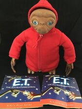 Interactive Talking E.T The Extra Terrestrial With Manuals - Spares / Repairs