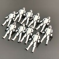 10PCS 3.75'' Star Wars Stormtroopers OTC Trilogy Storm Troopers Action Figures