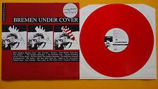 Bremen Under Cover V.A.   RED Vinyl  LP   Perc Meets Lunatic Grin Billy Moffet