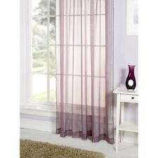 Polyester Traditional Unlined Panel Window Curtains