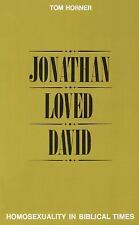 Jonathan Loved David: Homosexuality in Biblical Times-ExLibrary