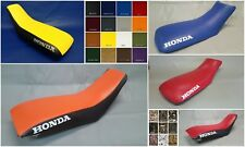 HONDA TRX300EX Seat Cover in 25 Colors or any 2-tone combination   (HONDA SIDES)