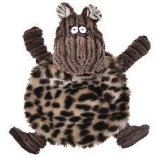 Pet Dog Sound Toy Fleece Sprawled Cattle Puppy Chew Squeaker Squeaky Plush Toys