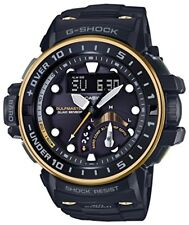 2018 NEW CASIO Watch G-SHOCK Gulf Master Radio Solar GWN-Q1000GB-1AJF Men's