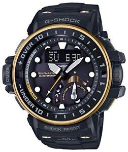 CASIO Watch G-SHOCK Gulf Master Radio Solar GWN-Q1000GB-1AJF Men's