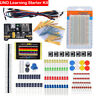 Beginners Electronic Starter Kit For UNO Including Components Projects & Project