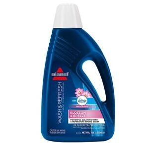 Bissell 1078N Wash Refresh Febreze Reinigungsmittel 1,5 Liter Teppichreinigung