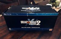 DragonBall Z Xenoverse 2 PS4 Collector's Limited Edition BOX ONLY (*Damaged)