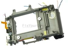 Original Nikon D700 Frame Chasis Body Structure With Battery Holder and IF PCB