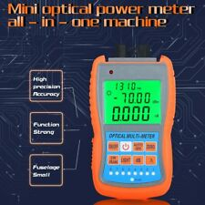 Aua-G70B/50B 4in1 Mini Optic Power Meter Visual Fault Locator Network Cable Test