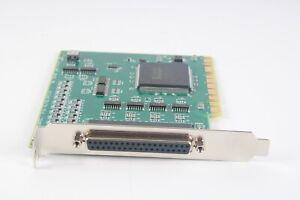 Contec PIO-16/16L(PCI)H No. 7216 Board Digital I/O PCI Card 16 Channel