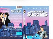 The Secret Of My Success-1987-Michael J Fox-Movie-DVD