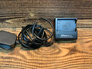 Genuine Nikon MH-61 Battery Camera Charger