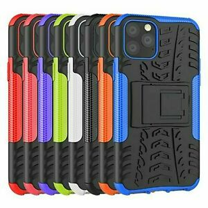 Heavy Duty Gorilla Shockproof kickstand Builder Case Cover for iPhone 12 Pro Max