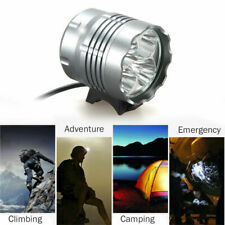 8000Lm 5 Led Cree Xm-L T6 Led Bike Bicycle Cycling Torch Headlight Lamp Recharge