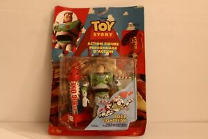 1995 Toy Story Original Action Figure - Buzz Lightyear (French Edition)