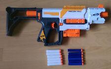 NERF Modulus Recon MKII mit Zubehör, 6 Modulus Darts und 6 N-Strike Darts