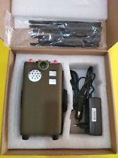 JAMMER SIGNAL Bloker 8 Canali GSM / CDMA / DCS / 3G / 4G /Lojack/ WIFI