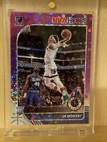 2019-20 NBA Hoops Premium Stock JA MORANT SSP RC PURPLE DISCO PRIZM #259🏀🔥RARE