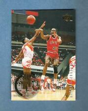 MICHAEL JORDAN 1995-96 Upper Deck 84-85 Rookie Years #137 Chicago Bulls
