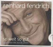 Rainhard Fendrich So weit so gut CD NEU Wien bei Nacht Es lebe der Sport Macho