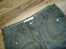 Fat Face Linen 32L Trousers for Women