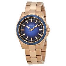 Guess Mini Plugged Blue Dial Ladies Watch W0469L2