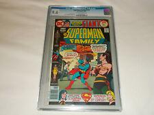 Superman Family #179 CGC 9.6 NM+ (DC - 10/76) Giant! Beautiful GEM!