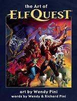 The Art of Elfquest (Hardback or Cased Book)