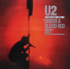 Under a Blood Red Sky (remastered) - U2 CD Mercury (p