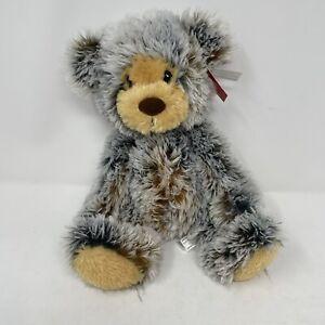 "Aurora Brindle 10"" Bear Plush Stuffed Animal"