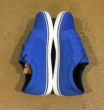 Gravis Lowdown Size 13 US Blue BMX Skate Shoes Sneakers Deadstock Dylan Rieder