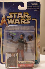 2002 Star Wars AOTC #09 CAPTAIN TYPHO Padme's Head of Security