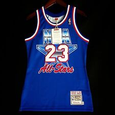edbb868e1993 100% Authentic Michael Jordan Mitchell Ness 93 1993 All Star Jersey Size 36  S