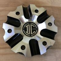2 Crave Custom Wheel Center Cap Hubcap C607303B/M Aftermarket Rim Metal Cover