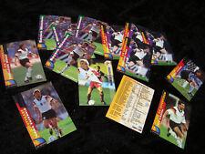 Panini Fußball Cards 1994 Bundesliga WM RAN Klinsmann Matthäus Buchwald Illgner