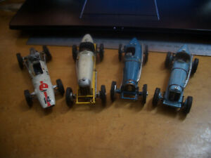 RACING CARS  FROM  A LARGE ORIGINAL COLLECTION PURCHASE  4 OFF