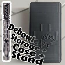 DynaVap Stash Case - BLACK - Storage, debowler and more