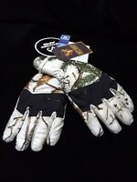 Realtree Camouflage Hot Shot Insulated Waterproof Gloves SMALL~ LARGE~ X~LARGE