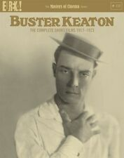 BUSTER KEATON The Complete Short Films 1917-1923 BOX 4 BLURAY NEW .cp